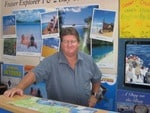 Bill Hobbelen - Owner of Hervey Bay Whale Watch Tourist Centre