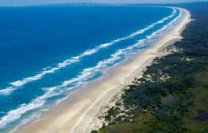 Fly and 4WD on this Fraser Island day tour