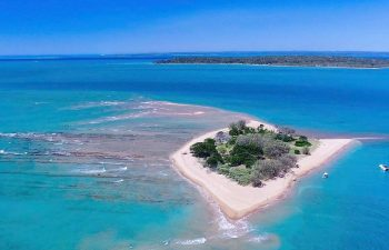 Visit Round Island or Pelican Bank for swimming, fish and bird spotting or to simply relax