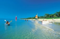 hervey bay beach activities