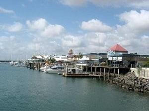 Hervey Bay Boat Club at the Great Sandy Straits Marina