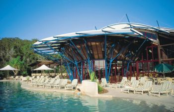 Fraser Island - Kingfisher Bay Resort