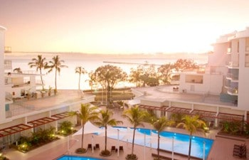 Oaks Resort and Spa Hervey Bay - Luxury accommodation in Hervey Bay