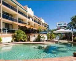 Shelly Bay Resort - Hervey Bay Accommodation