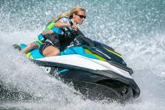 Fraser Island Adrenaline Jet Ski Tour Hervey Bay - Jet ski hire included