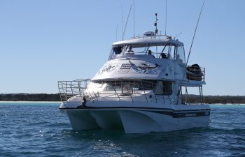Travel and relax in luxury on the Fraser Island Experience + Whale Watching Tour from Hervey Bay